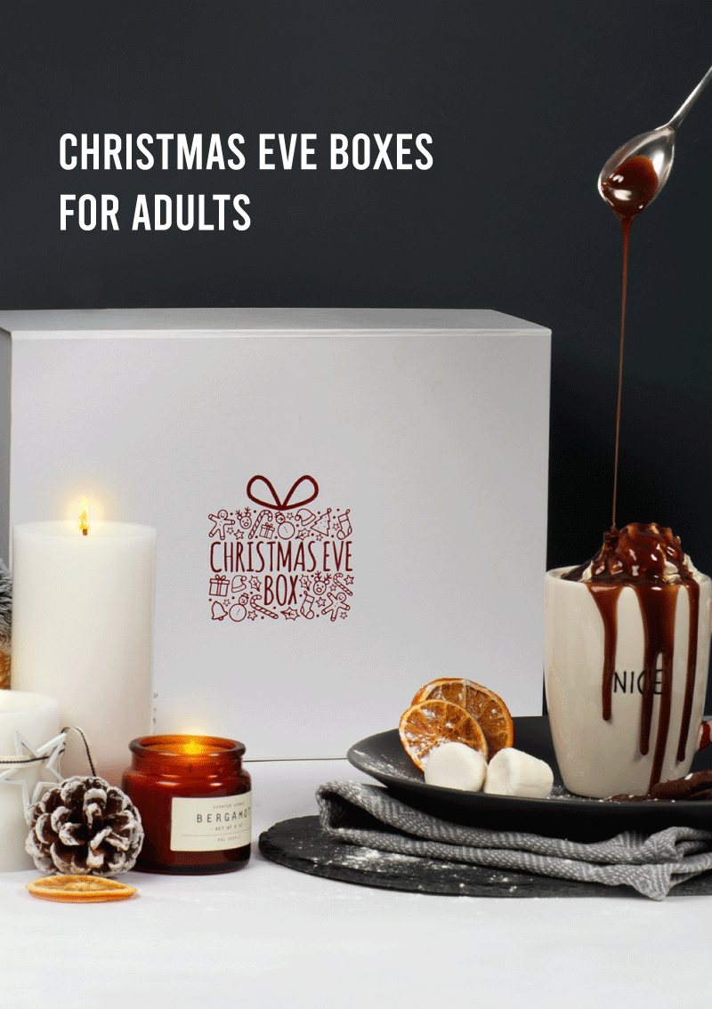 Christmas Eve Boxes for Adults