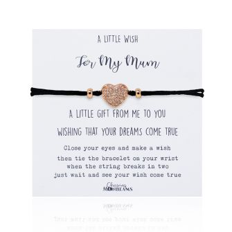 A Little Wish for my Mum Bracelet