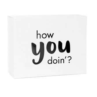 How you doin'? Valentine's Gift Box