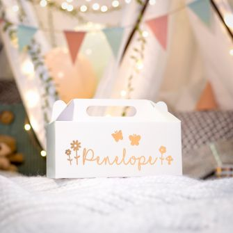 Kid's Party Box | Flowers and Butterflies Lifestyle
