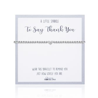A Little Sparkle to Say Thank You Bracelet