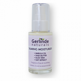 Calming Day & Night Moisturiser, Fragrance Free