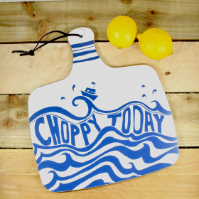Choppy Today Melamine Coated Kitchen Board