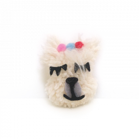 Sustainable Pom Pom Llama Craft Kit
