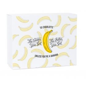 Banana Birthday Gift Box