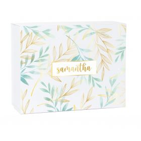 Foliage Birthday Gift Box